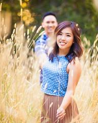 """Sweetest Moments"" (photomav) Tags: park county canon photography engagement saratoga 85mm f12 sanborn 85l jennifernguyen 5dmk2 jennifermaglaya leonardmaglaya"