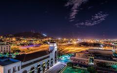 El Paso (Flipintex Fotos. Back for now) Tags: flipintexfotos nikond7100 tokina1116 nightphotography lighttrails lightburst