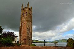 (Zak355) Tags: tower abandoned church scotland scottish steeple derelict bute rothesay isleofbute craigmore stbrendans