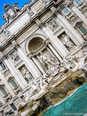 Trevi fountain (mxstrings12) Tags: trevifountain fountain trevi eurotrip pointandshoot powershot canon mykeyyyphotography