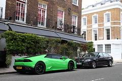 Lamborghini Huracn LP610-4 (R_Simmerman Photography) Tags: street summer green london hotel garage united parking uae july kingdom harrods arab saudi mayfair lamborghini qatar supercars valet combo sloane 2016 sportcars huracn londoncars knightbridge hypercars carsoflondon lp6104