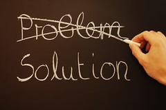 solution and problem (swashington7911) Tags: new school black work idea chalk office education support board meeting business problem growth change service positive write chalkboard success financial solving blackboard solution strategy assistance answer clever crossed finance successful achivement
