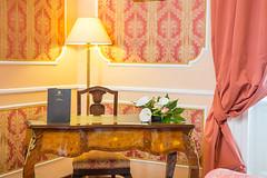 Hotel Bristol Palace - Camera Superior (HotelBristolPalaceGenova) Tags: hotel bristol palace 4 stelle centro genova congressi eventi acquario porto antico elegante architettura edificio interni stanza camera suite
