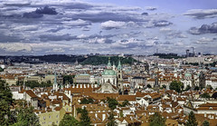 Prague seen from Letn Park (rayordanov) Tags: letnpark prague