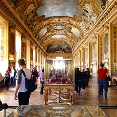 The golden room (mattdriver) Tags: paris france travel architecture public beauty art culture history chamber museum gold