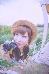 _DSC3888 () Tags: nikonaffisheyenikkor16mmf28d fisheye 16mm f28 d  1628 superwideanglelens    portrait brunette beauty charming woman d3s  taoyuan         dress     kawaii cute