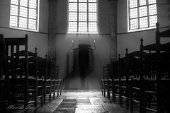 Empty Church (Marc de Graaf) Tags: art design d3300 nikon churh black white sharp focus beautifull