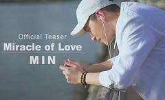 Miracle of love 💕 Single สุดท้ายที่ MIN ได้ทำเพื่อขอบคุณแฟนเพลง สำหรับมิตรภาพ ความรัก ความผูกพัน ตลอดระยะเวลากว่า 6 ปี ในเส้นทางดนตรี.. ติดตามชม MV พร้อมกัน 27 ก.ค. นี้ ทาง You Channel และ Youtube : RSFRIENDS #ดู Teaser Miracle of love คลิก » y