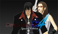 devil_may_cry_4_special_edition_ex_color____d_x_t_by_dantedevilknight-d915ez5 (Dante x Trish) Tags: devilmaycry relationship pairing      people manga japan anime dmc dante trish devil may cry game dmc4 love hug  capcom videogame fantasy video games gaming gloria
