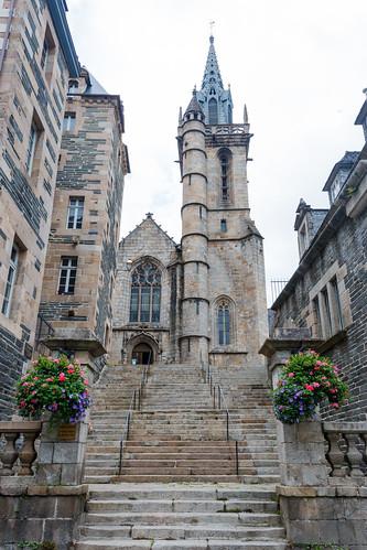 Église Saint Melaine de Morlaix