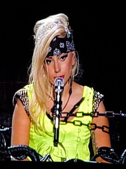 Lady Gaga - The Born This Way Ball - Stade de France, Paris (2012)