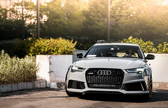 Audi RS6 (Romain Lapeyre Photography) Tags: audi rs6 germany gofast car frenchriviera monaco v8 nikon supercar sportcar