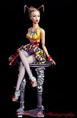 Gen X.2 Sybarite Dalston (Terri-NY) Tags: genx sybarite bjd 16 wig doll dalston