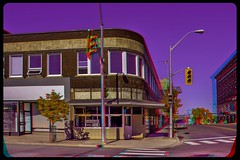 Thunder Bay architecture 3-D ::: HDR/Raw Anaglyph Stereoscopy (Stereotron) Tags: thunderbay canadasgatewaytothewest tbay lakehead thelakehead downtown streetphotography urban architecture modernism artdeco north america canada province ontario anaglyph anaglyph3d redcyan redgreen optimized anaglyphic anabuilder 3d 3dphoto 3dstereo 3rddimension spatial stereo stereo3d stereophoto stereophotography stereoscopic stereoscopy stereotron threedimensional stereoview stereophotomaker stereophotograph 3dpicture 3dglasses 3dimage twin canon eos 550d yongnuo radio transmitter remote control synchron in synch kitlens 1855mm tonemapping hdr hdri raw cr2 3dframe fancyframe floatingwindow spatialframe stereowindow window