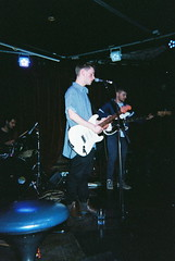 CNV00029 (Puma Blue) Tags: people photography puma disposables film brighton hoxton oxted grain blue pumablue yamaha pacifica guitar music