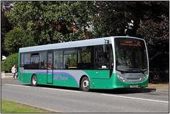 IMG_8899FL3 (Gerry McL) Tags: bus vehicle jmb travel enviro200 dennis alexander carluke lanarkshire scotland sn16osa