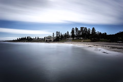 Empty Winter Beaches (Daniel E Lee) Tags: canon canon6d 6d fullframe weather clouds canonef1740mmf4l canon1740mmf4l uwa ultrawideangle photosbydlee photography photoshop lightroom storm longexposure ndfilter haida 10stop beach cottesloe cottesloebeach winter season photo perth westernaustralia
