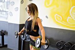 Stacey Shutte, gym vests shoot (fitnish) Tags: fitness fitgirls bodybuilding gym vests fashion