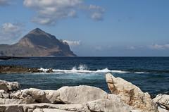 San Vito Lo Capo (04) - Cala del Bue Marino (Trapani-SICILIA) (Mau1962) Tags: sanvitolocapo caladelbuemarino trapani sicilia italia italy mare sea isola isle nikond5000 nikon