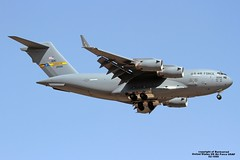 02-1099 LMML 16-09-2016 (Burmarrad) Tags: airline united states us air force usaf aircraft boeing c17a globemaster iii registration 021099 cn p99 lmml 16092016
