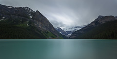 Lake Louise Smoothie :) (ken.krach (kjkmep)) Tags: lakelouise banffnationalpark