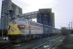 E-L F7 7134 (Chuck Zeiler) Tags: el f7 7134 railroad emd locomotive chz