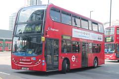 Stagecoach London - LX12 DBZ (BigbusDutz) Tags: stagecoach london alexander dennis enviro 400 lx12 dbz