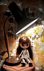 Blythe in spotlight 😊