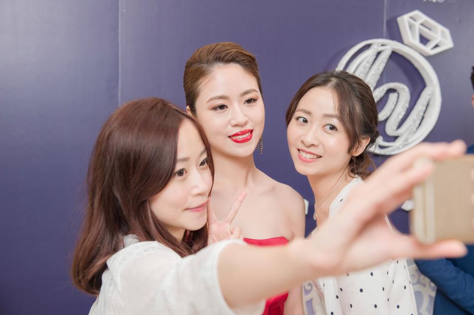 台南婚攝 桂田酒店 婚禮紀錄 G & S 155