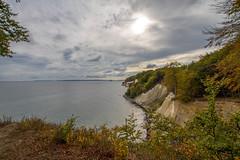 _MG_9853 (Bastian_89) Tags: ostsee baltic sea herbst autumn kreidefelsen side mood sunshine perspektive