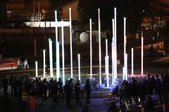 Piazzale Marconi, la rotonda luminosa (20) (Comune di Reggio Nell'Emilia) Tags: piazzale marconi rotonda reggioemilia inaugurazione