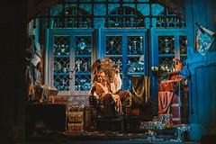 Jack Sparrow (Daniel A Ruiz) Tags: piratesofthecaribbean orlando ride jacksparrow captain gold rum lowlight chair magickingdom disney