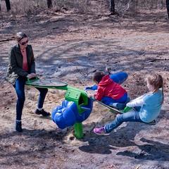 P1100983 (150hp) Tags: young boy xavier girl sydney family cute happy mom amanda jakes branch county park new jersey spring break 2016 vacation trip dragon fly seesaw panasonic lx3
