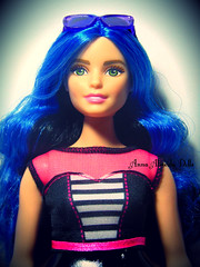 rsula (Uniimaginative) Tags: boneca doll panenka docka baba bebek lalka bbika mueca poupe puppe pop fashion barbie fashionista fashionistas 2016 curvy gorda sweetheart stripes nombre numro numero nmero nummer number 27 gros hoch grande grasso la graisse grasa fett fat kurvige curvilnea curve courbe formosa the dolls evolves playline mattel colored hair cabelo colorido pelo capelli colorati cheveux color colores color colorful gefrbte haare coloration colorazione azul blau bleu blu blue face mold facemold teresa bambi