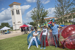 2016-osceola-spirit-day21 (Valencia College) Tags: spirit day osceola 2016 beach ball volley bumper games clock tower slide surf board food trucks dj tattoos obstacle course