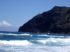 Makapu'u Lighthouse (jimmywayne) Tags: makapuubeach oahu hawaii coast lighthouse honolulucounty