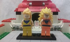 ssj3 goku hair swap (teamfourstud) Tags: 3 decool bootleg custom dragonballz dragon ball z supersaiyan dragonballgt gt dragonballsuper dbs minifigure figure mini decals dragonball minifigures figures world martial arts tournament ssj ssj3 haul printing 3d shapeways bragonball dbz lego goku super saiyan