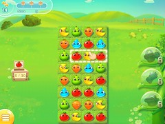 Farm Heroes Super Saga (UX Examples (Mobile Games)) Tags: farmheroessupersaga king 2016 game ui mobile ipad tips howto tutorial locked