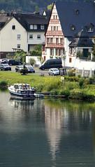 Zell-Kaim, Aussicht von der Moselbrcke (HEN-Magonza) Tags: zell mosel moselle rheinlandpfalz rhinelandpalatinate deutschland germany