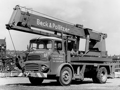 Beck & Pollitzer Hydrocon Crane (71B / 70F ( Ex Jibup )) Tags: new promotion photography corporate official tipper view box company vehicles prototype trucks trailer chassis sell artic development tanker manufacturer lorries advertise bodywork promote rigid flatbedtractorunit