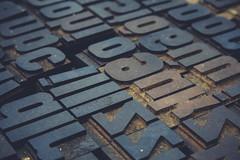 Druckbuchstaben (claudiarndt) Tags: print letters numbers fleamarket zahlen buchstaben flohmarkt druck