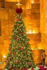 Trump Tower Christmas Tree, Midtown Manhattan, New York City (jag9889) Tags: christmas nyc newyorkcity usa holiday ny newyork festive unitedstates manhattan unitedstatesofamerica 5thavenue christmastree midtown fifthavenue 2014 jag9889 20141130