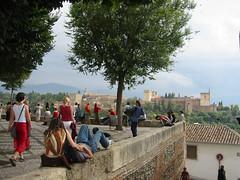 Don Quijote - Granada