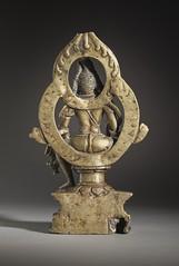 The Bodhisattva Maitreya LACMA M.76.2.34 (3 of 3) (Fæ) Tags: wikimediacommons imagesfromlacmauploadedbyfæ altermateview m76234 sculpturesfromindiainthelosangelescountymuseumofart