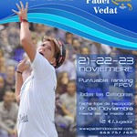 Torneo Menores Pádel Indoor Vedat (Torrent) Nov2014