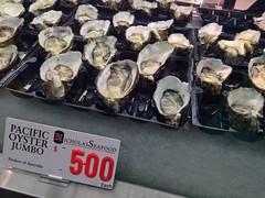 Notre snack au Fish Market