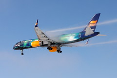 Icelandair TF-FIU, OSL ENGM Gardermoen (Inger Bjørndal Foss) Tags: norway boeing 757 osl gardermoen icelandair engm tffiu