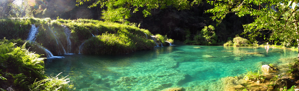 semuc champey panorama by TravelingShapy, on Flickr