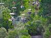THE GORGE CHAIRLIFT... (Rose Frankcombe) Tags: australia tasmania launceston cataractgorge firstbasin rosefrankcombe gorgechairlift
