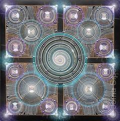 Joma Sipe, Mandala II Illuminated Version (joma.sipe) Tags: art geometric arte geometry mandala sacred helena geometrical spiritual occult sagrada hpb mystic gnosis visionary symbolism esoteric espiritual joma geometria simbolismo symbolist mandalas theosophical methaphisical mysticism oculto metafisica theosophy blavatsky geometrica sipe theosophie upasika esotrico teosofia symboliste theosophia petrovna visionria methaphisic jomasipe